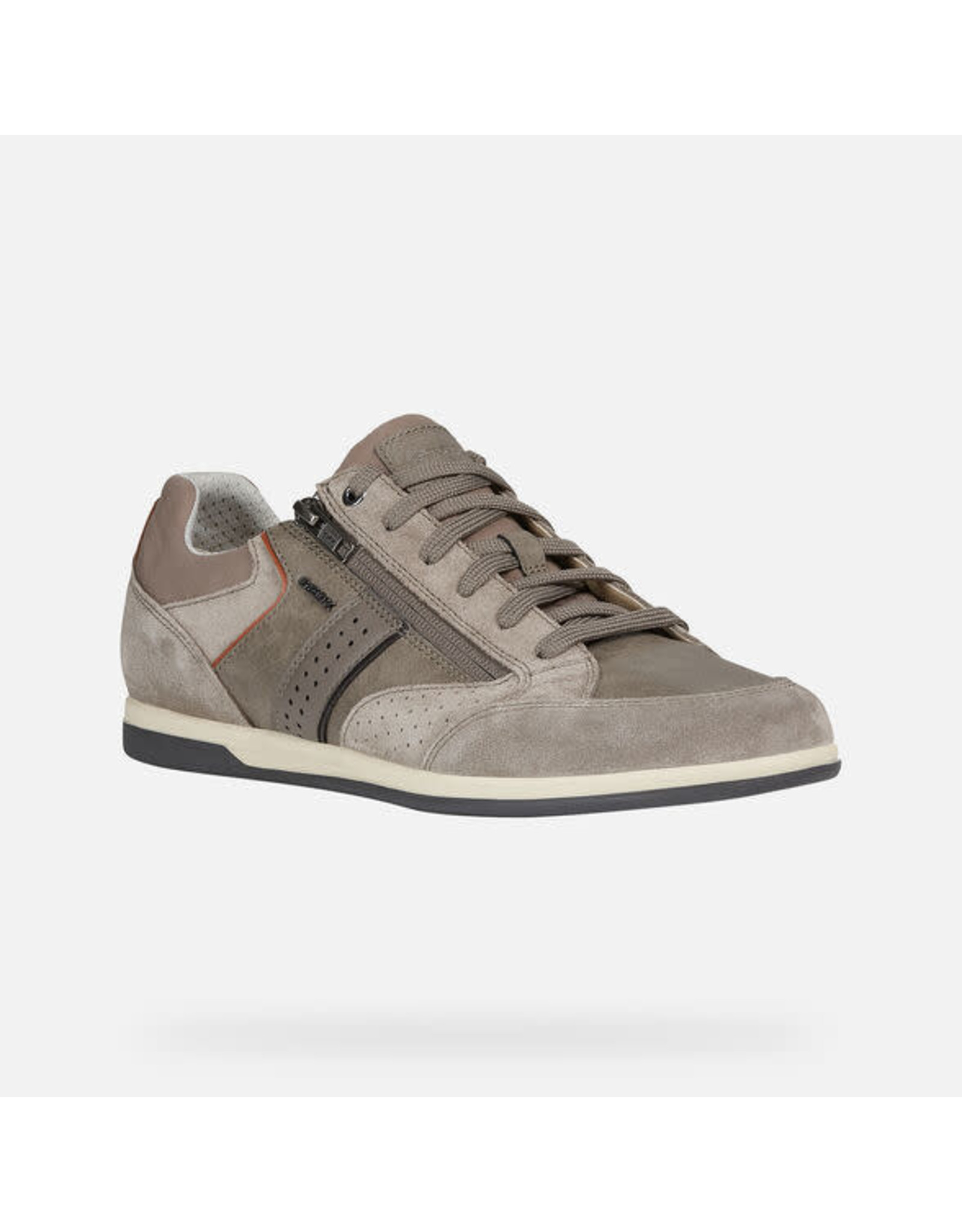 Geox Renan Taupe Trainer