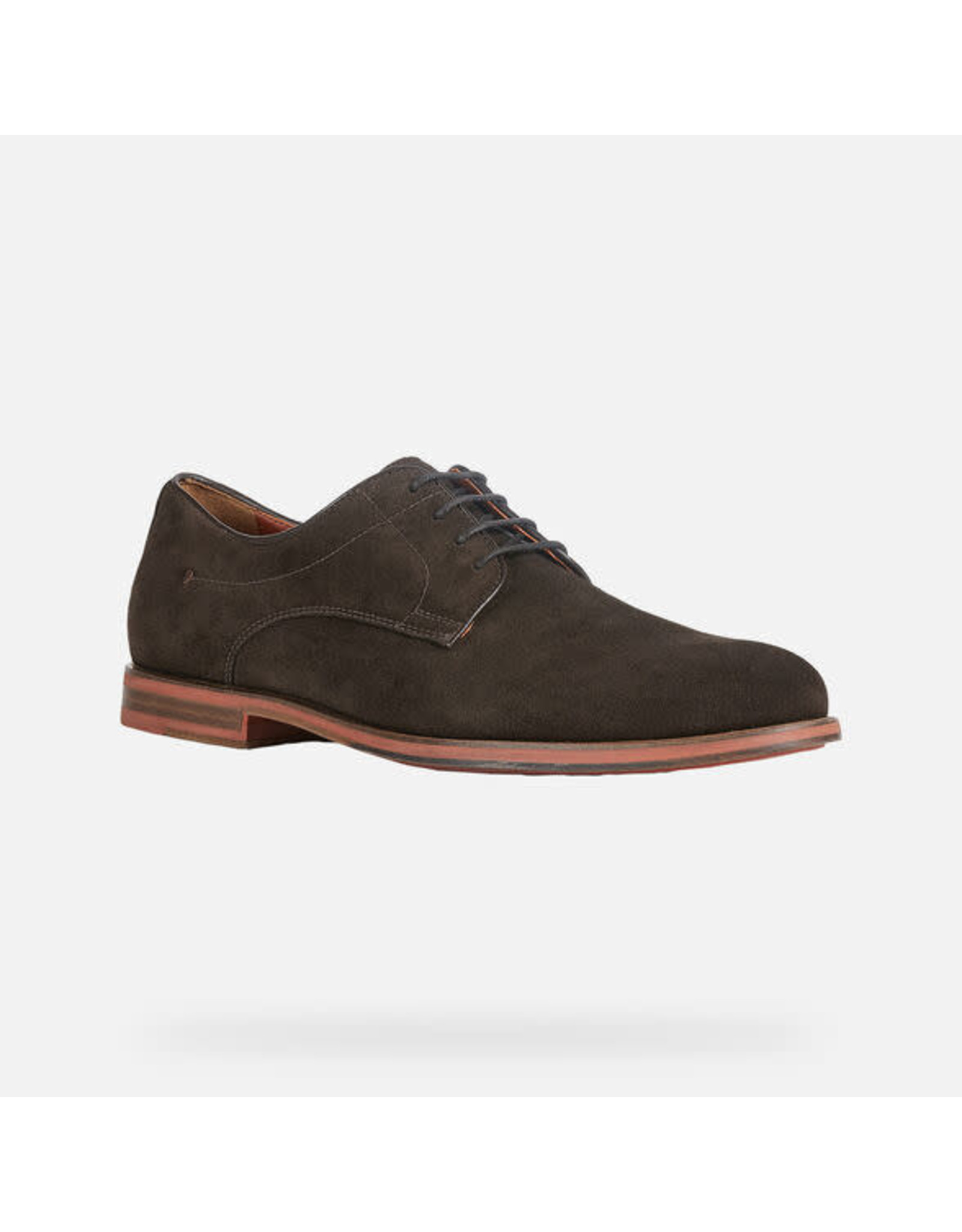 Geox Bayle Brown Shoe