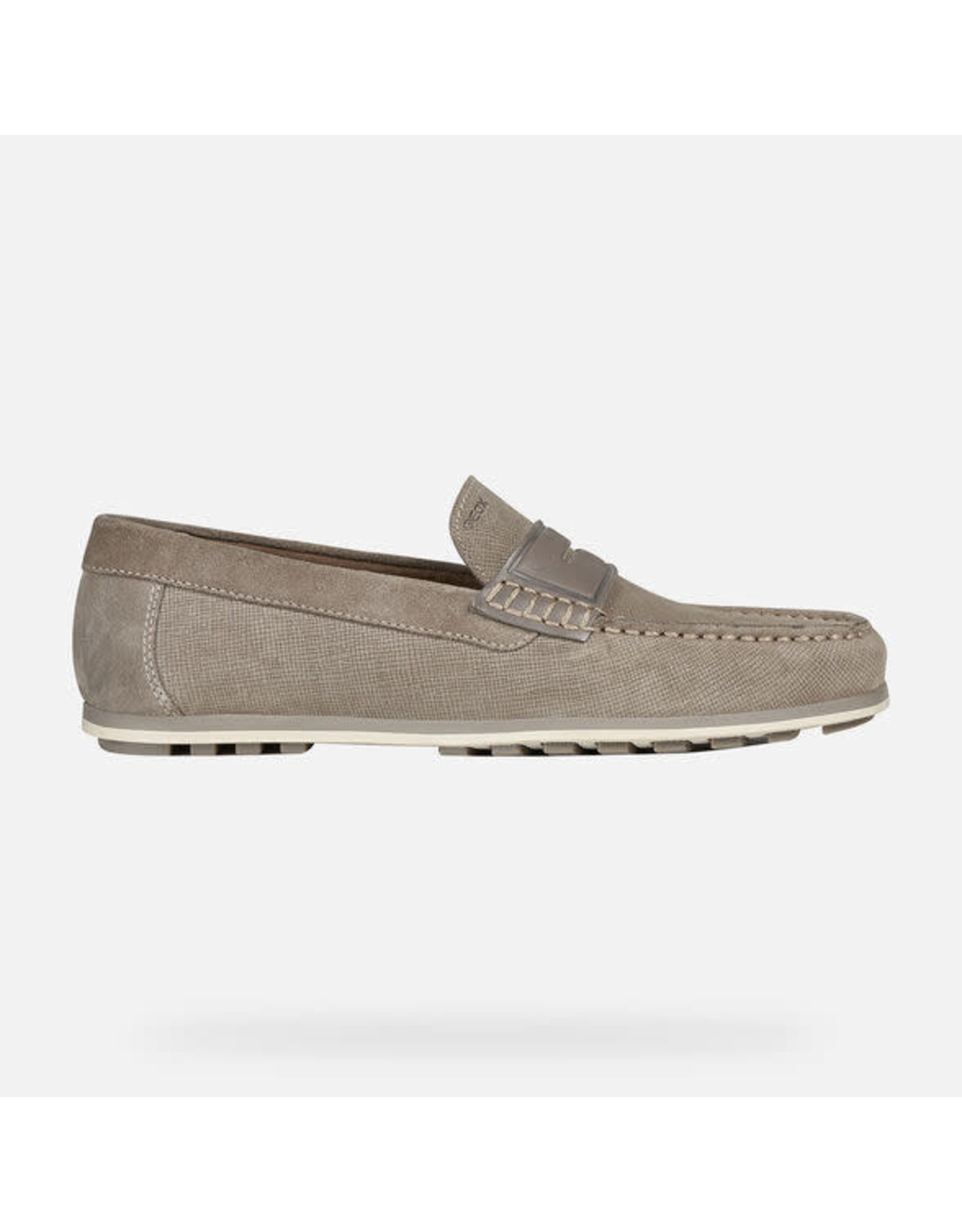 Geox Mirvin Linen Loafer