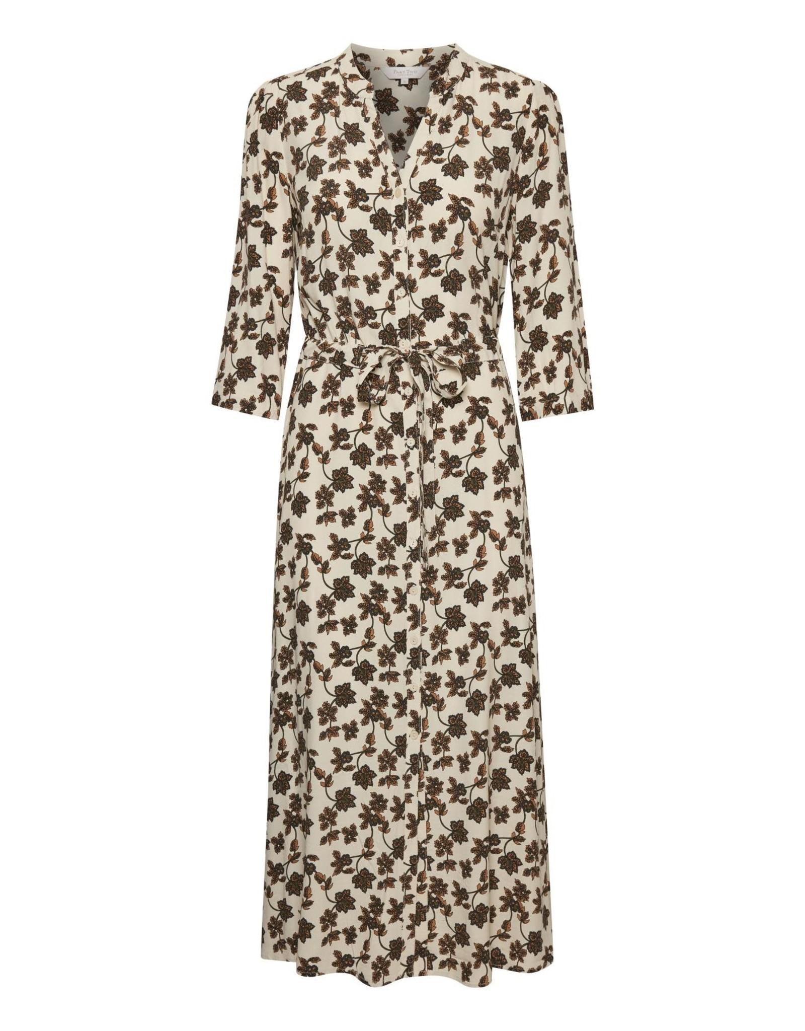 Part Two Erikke Print Dress