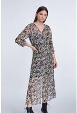 Set Multi Print Dress