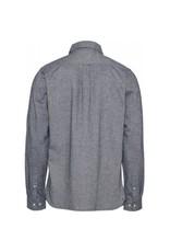 Knowledge Cotton Heavy Flannel Shirt