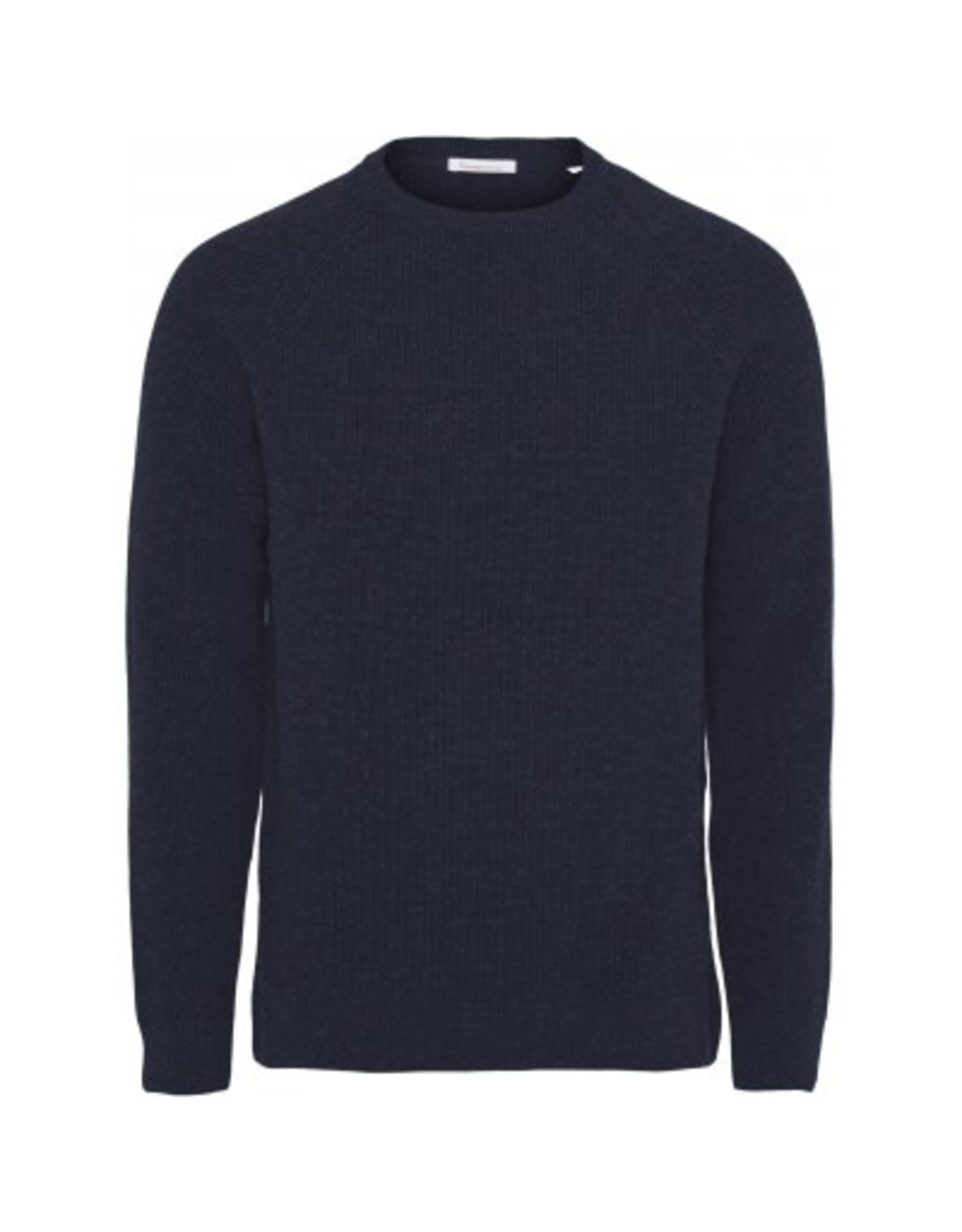 Knowledge Cotton Valley Rib Jumper