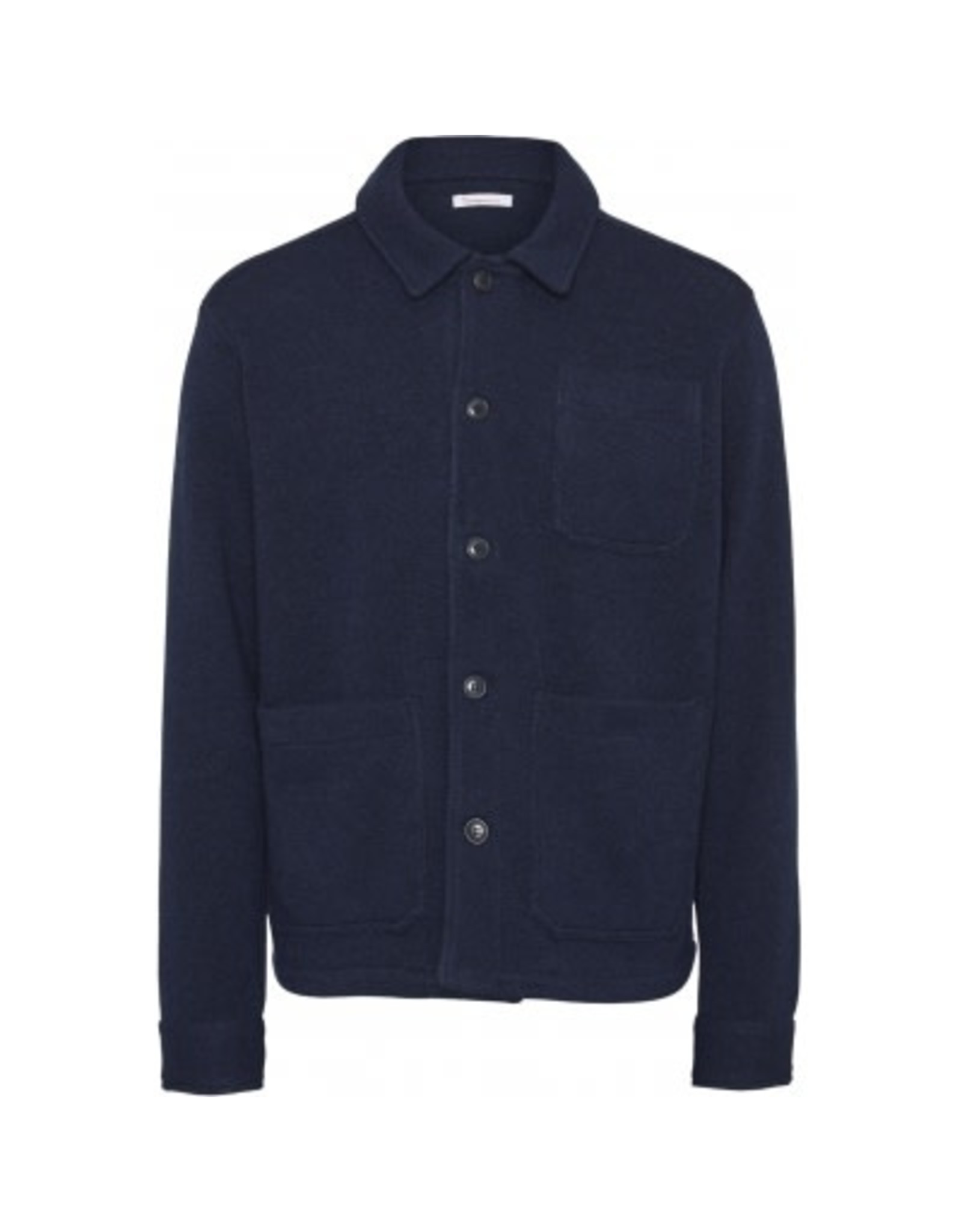 Knowledge Cotton Wool Overshirt