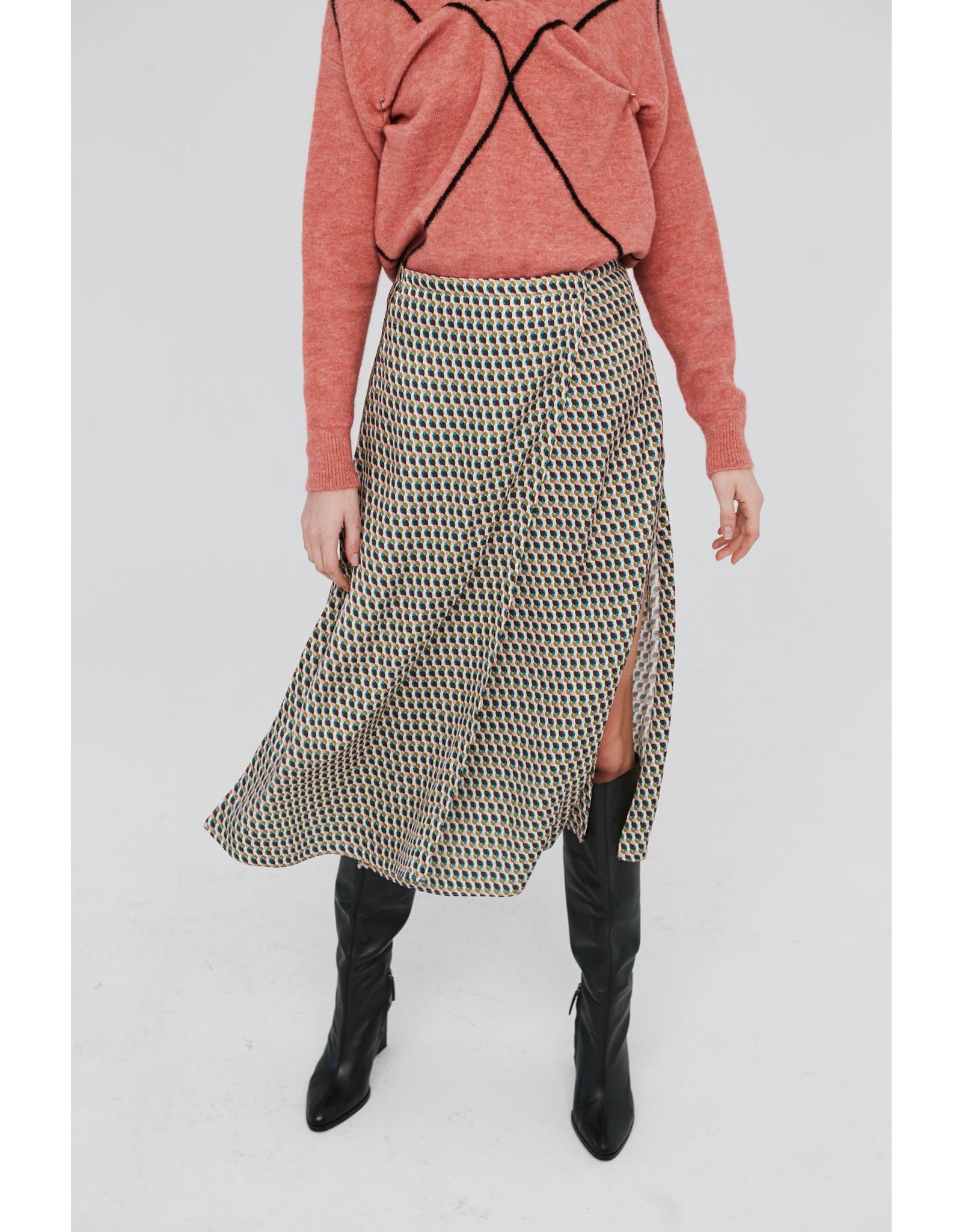 Sita Murt Printed Skirt