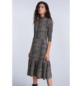 Set Animal Jersey Dress