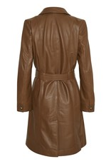 Part Two Einette Leather Coat
