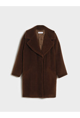 i Blues Affix Coat Brown
