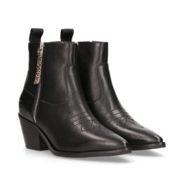 Maruti Alex Boot Black