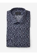 Sand Stretch Print Shirt