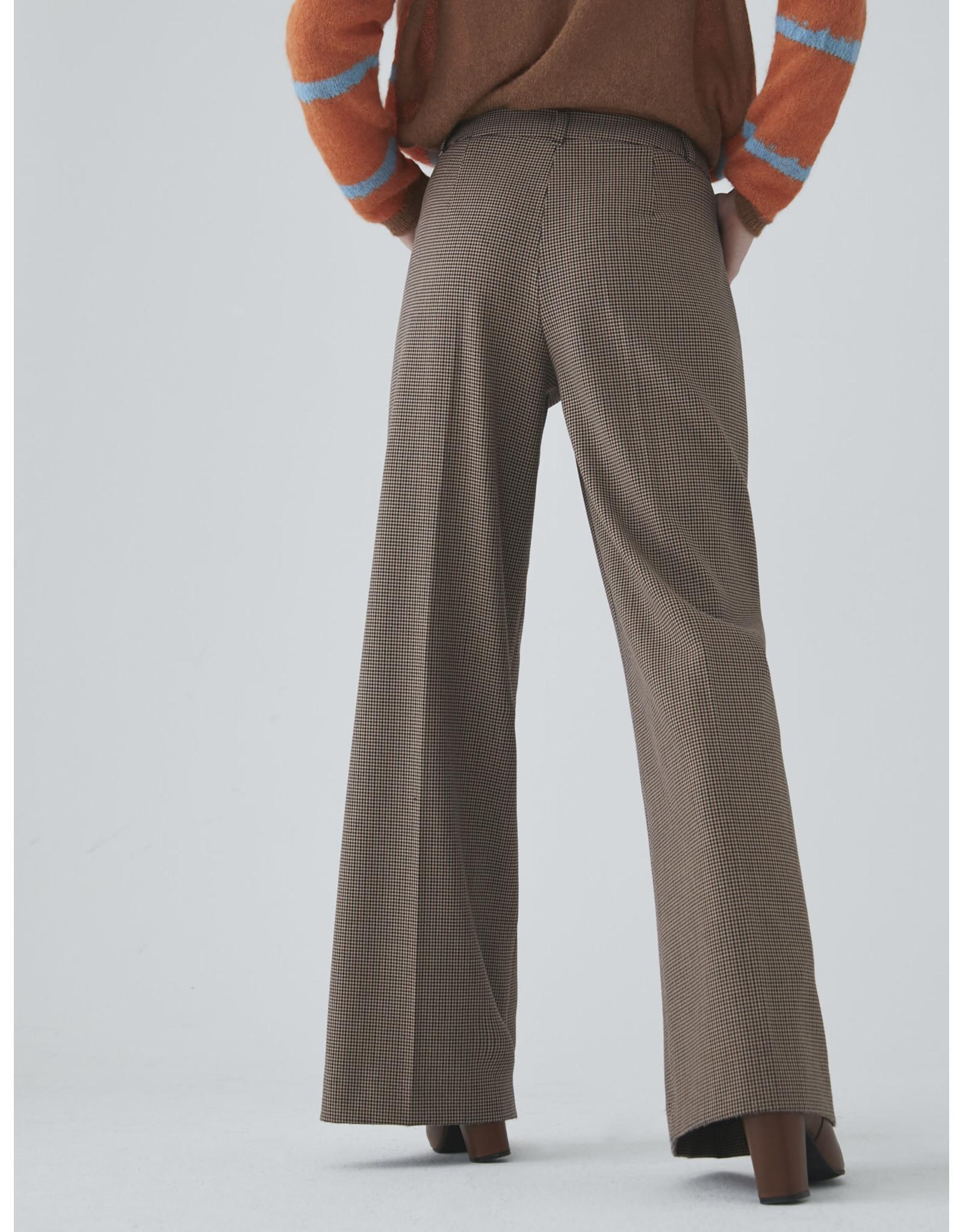 i Blues Falcone Check Trouser