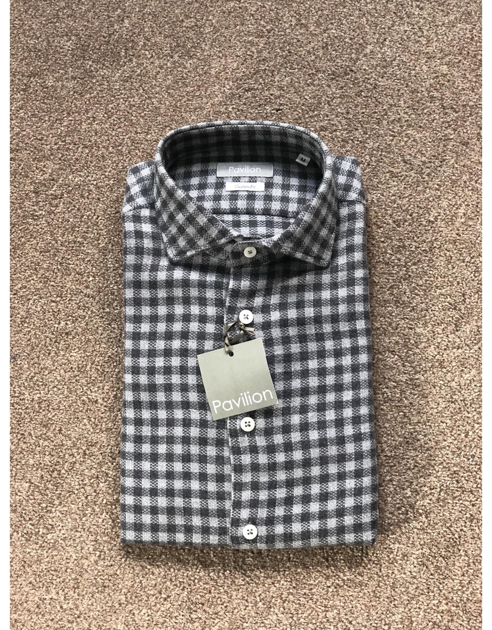 Pavilion Mens Check Flannel Shirt