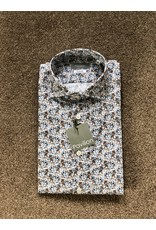 Pavilion Mens Feather Print Shirt