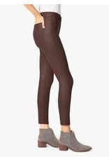 Joes Jeans Charlie Leatherette Cocoa