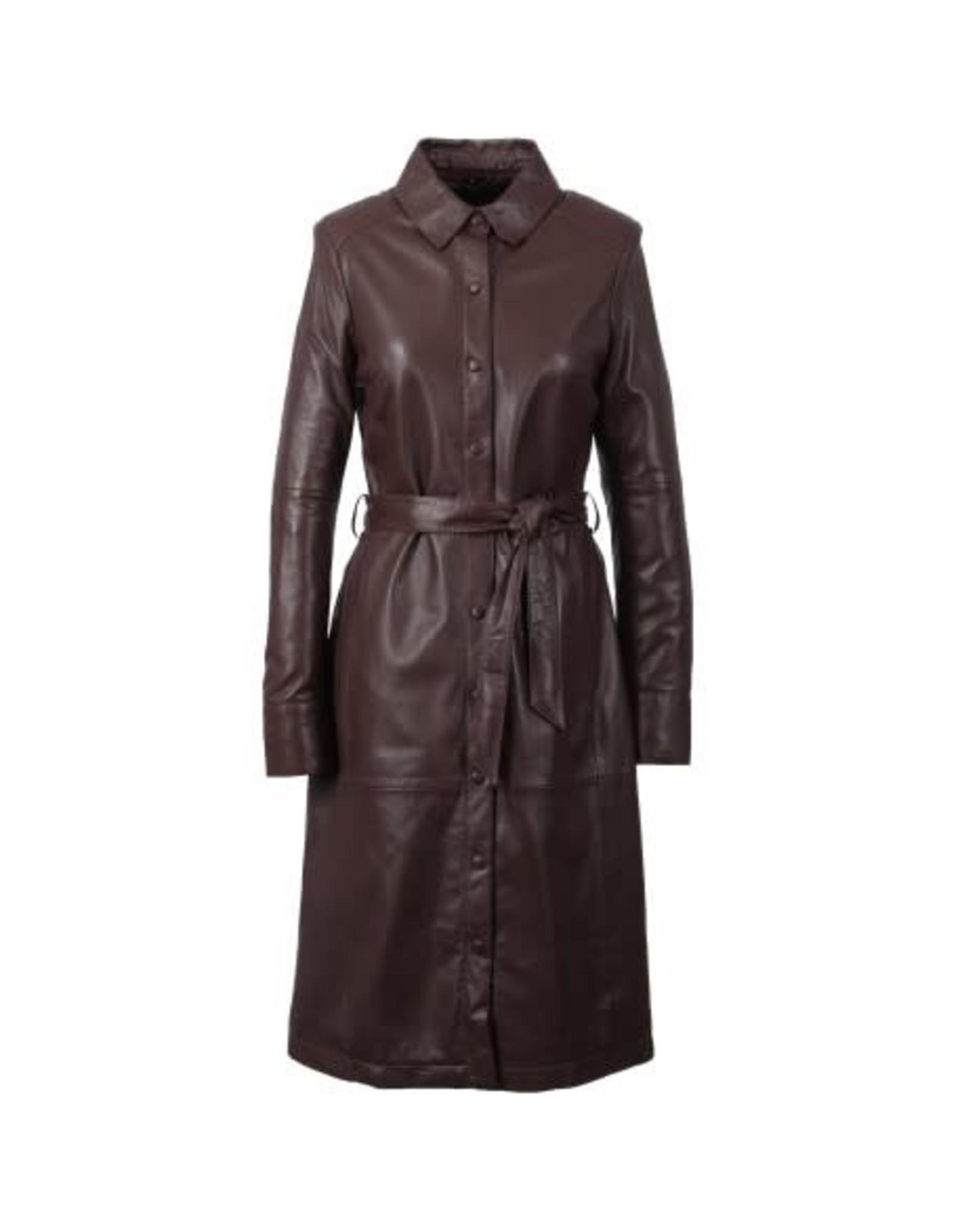 Oakwood Indiana Leather Dress