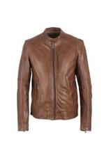 Oakwood Mens Lewis Leather Jacket