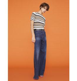 i Blues Araldo Stripe Knit