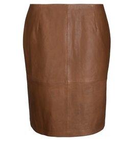 Minus Dellie Leather Skirt