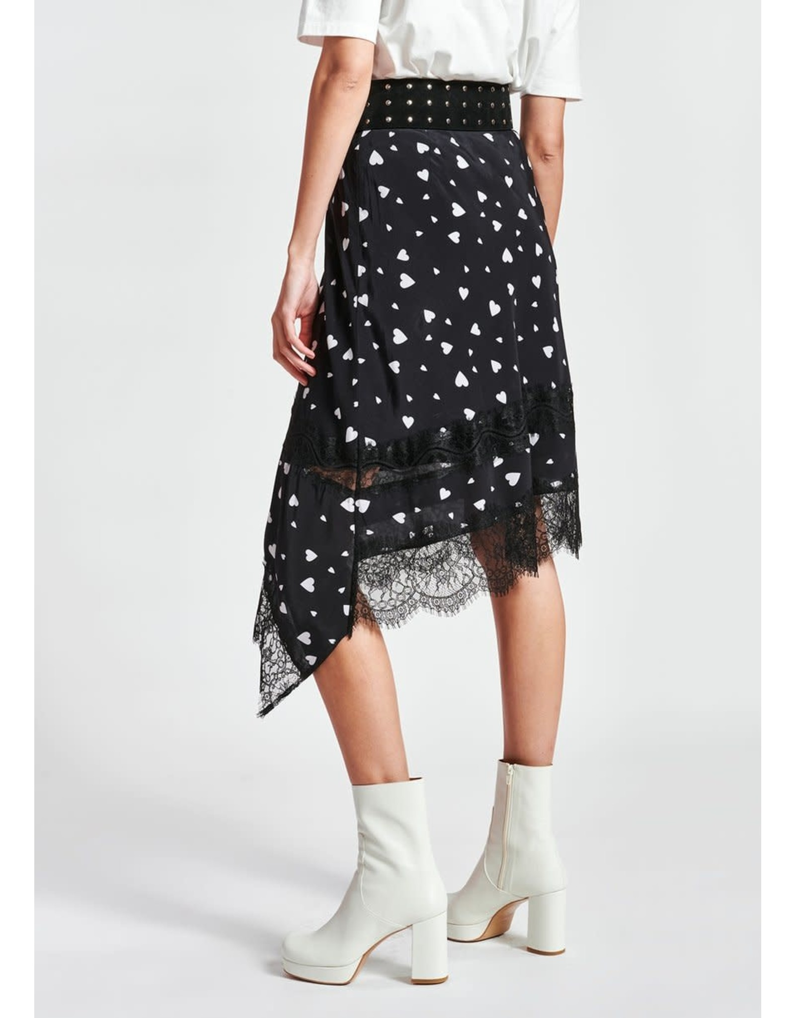 Essentiel Zanary Heart Skirt