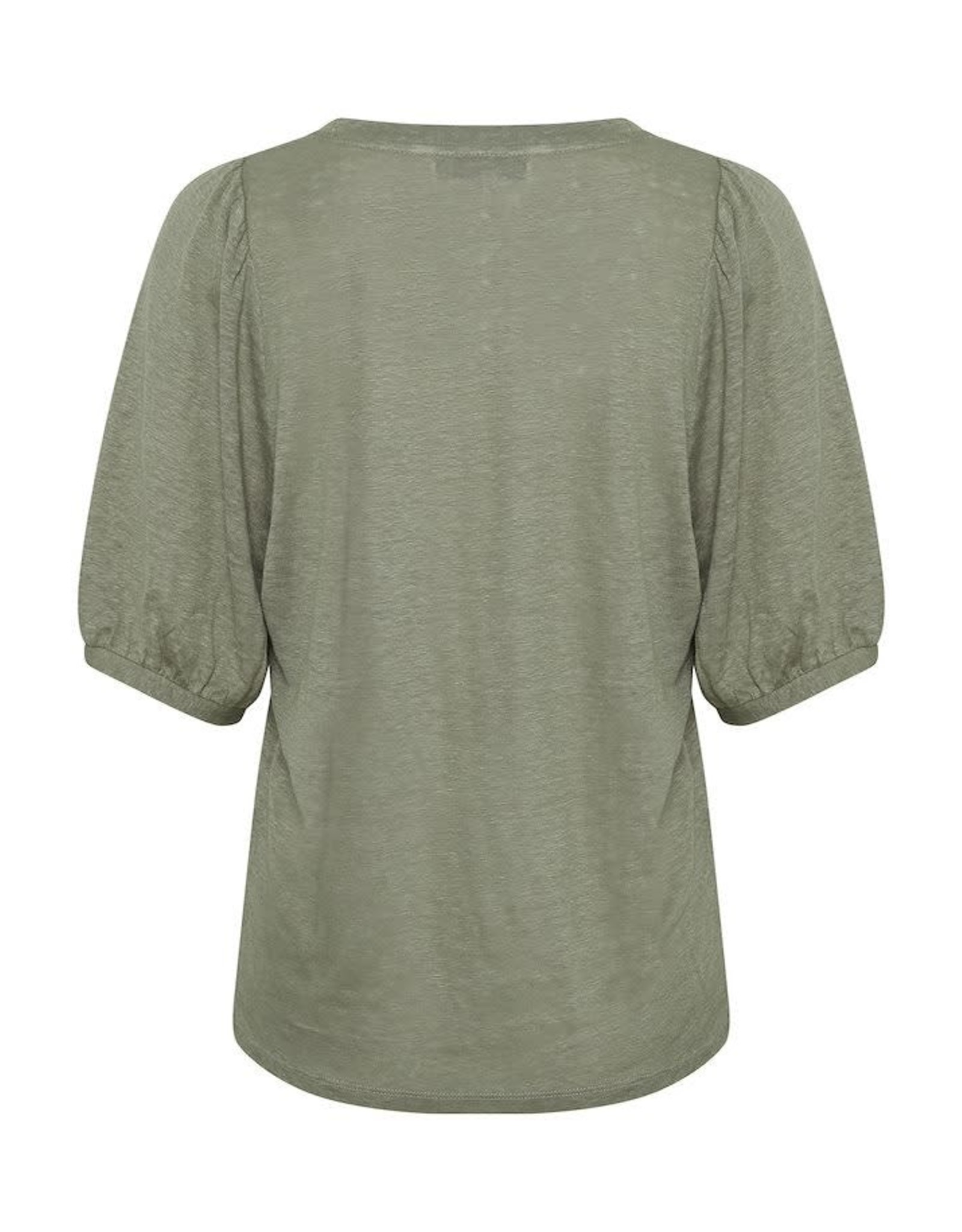 Part Two Evin T Shirt Green