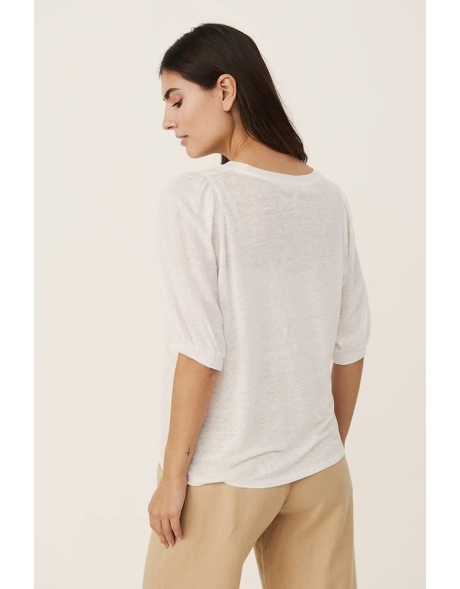 Part Two Evin T Shirt White