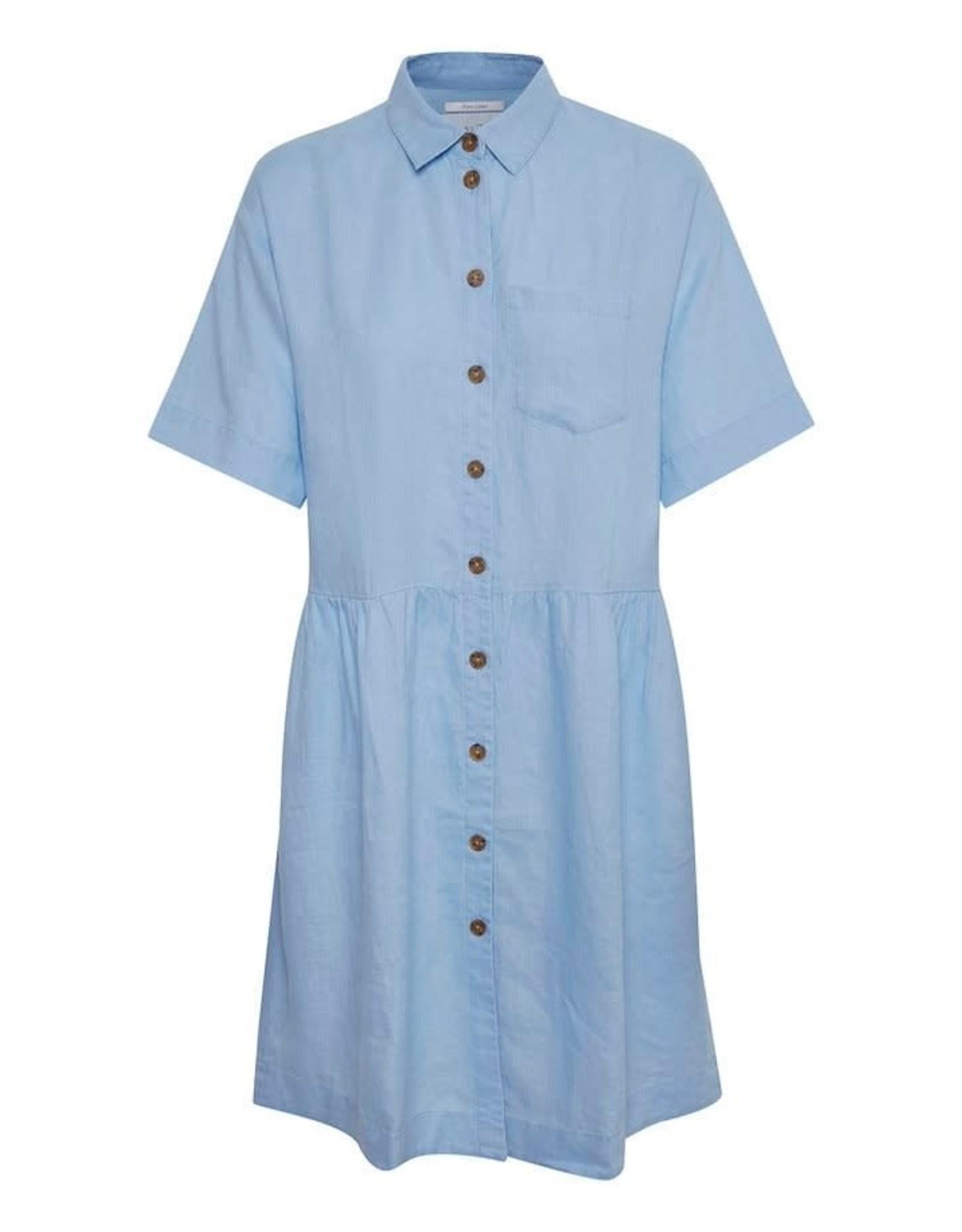 Part Two Hatla Linen Dress