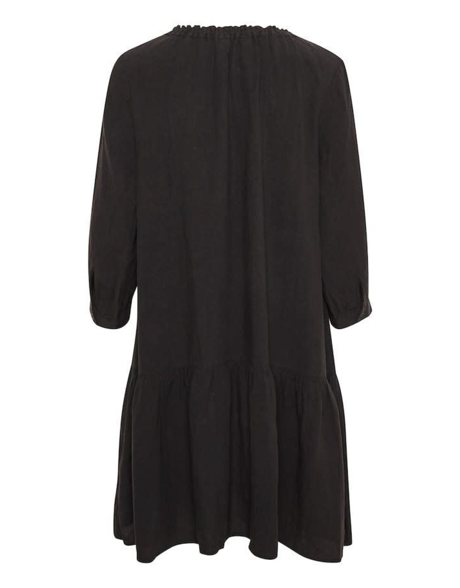 Part Two Chania Dress Black