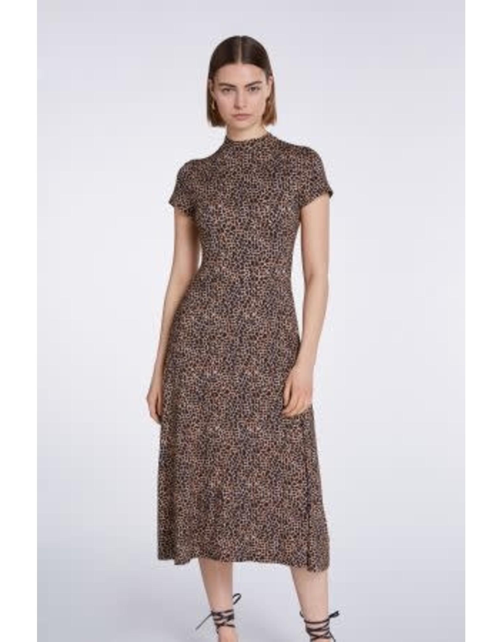 Set Animal S/Sl Dress