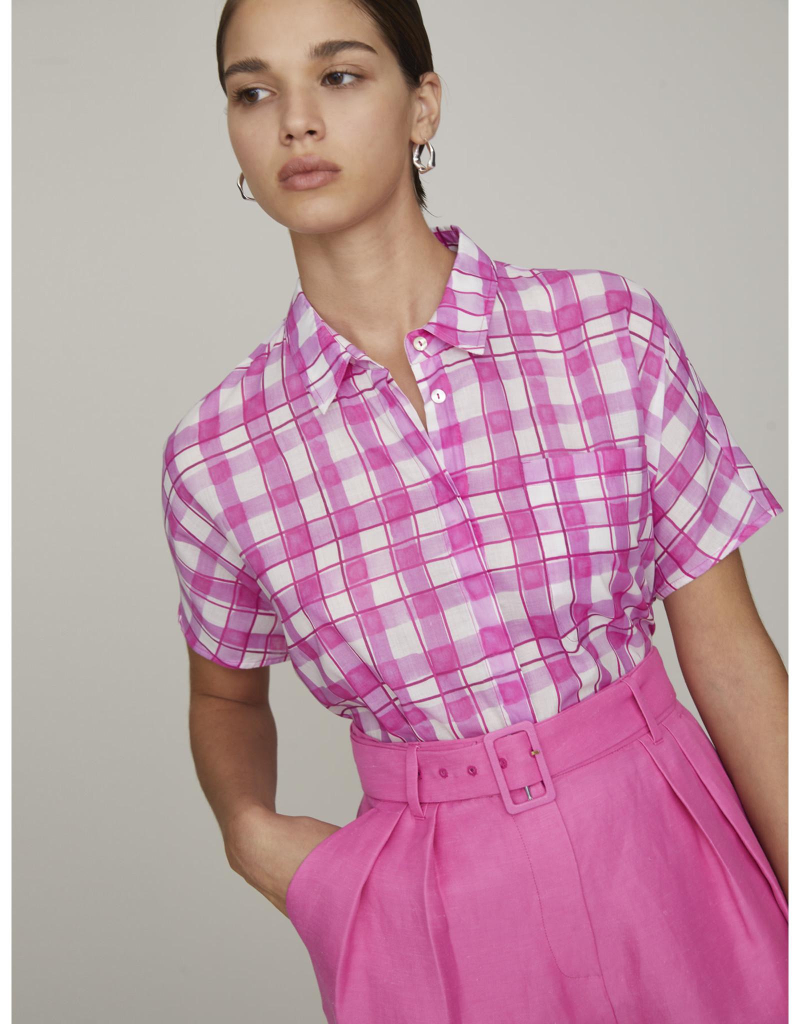 i Blues Decode Blouse Pink