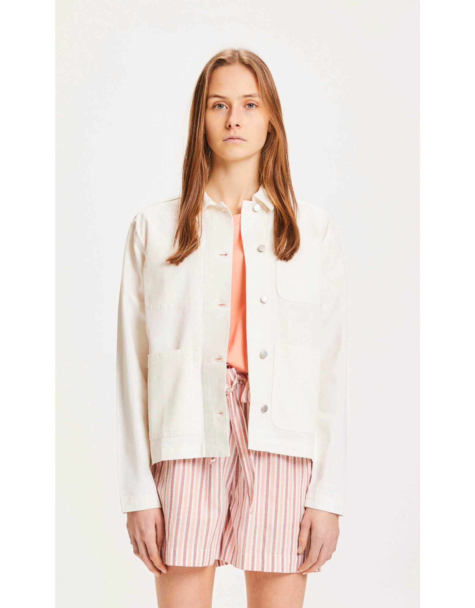 Knowledge Cotton Womens Calantha Jacket