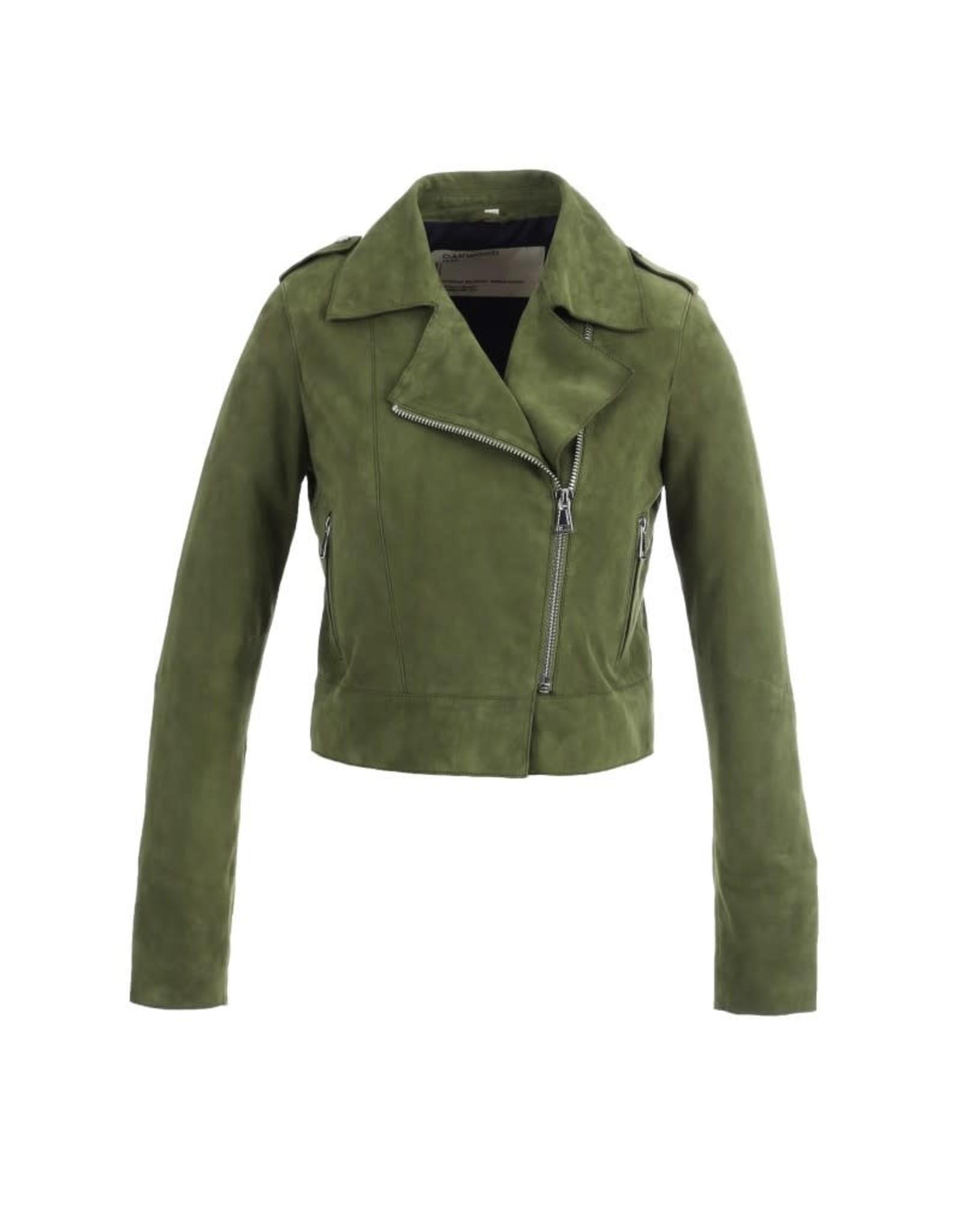 Oakwood Zulina Suede Jacket