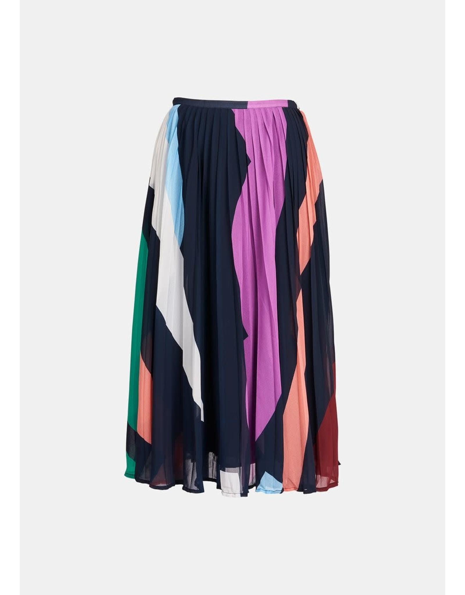 Essentiel Zalerie Pleat Skirt