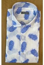Pavilion Mens Printed Pineapple Shirt