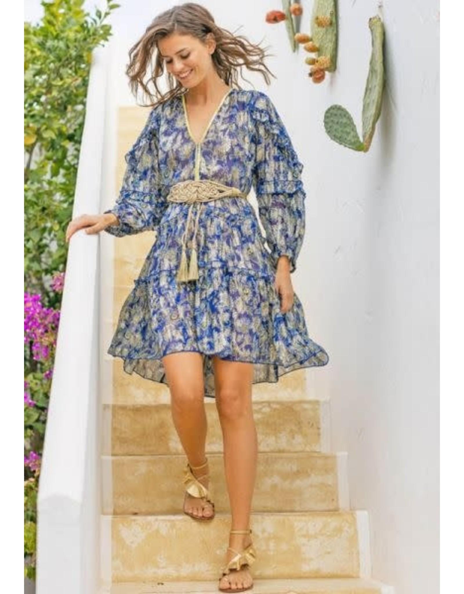 Miss June Yumi Short Dress