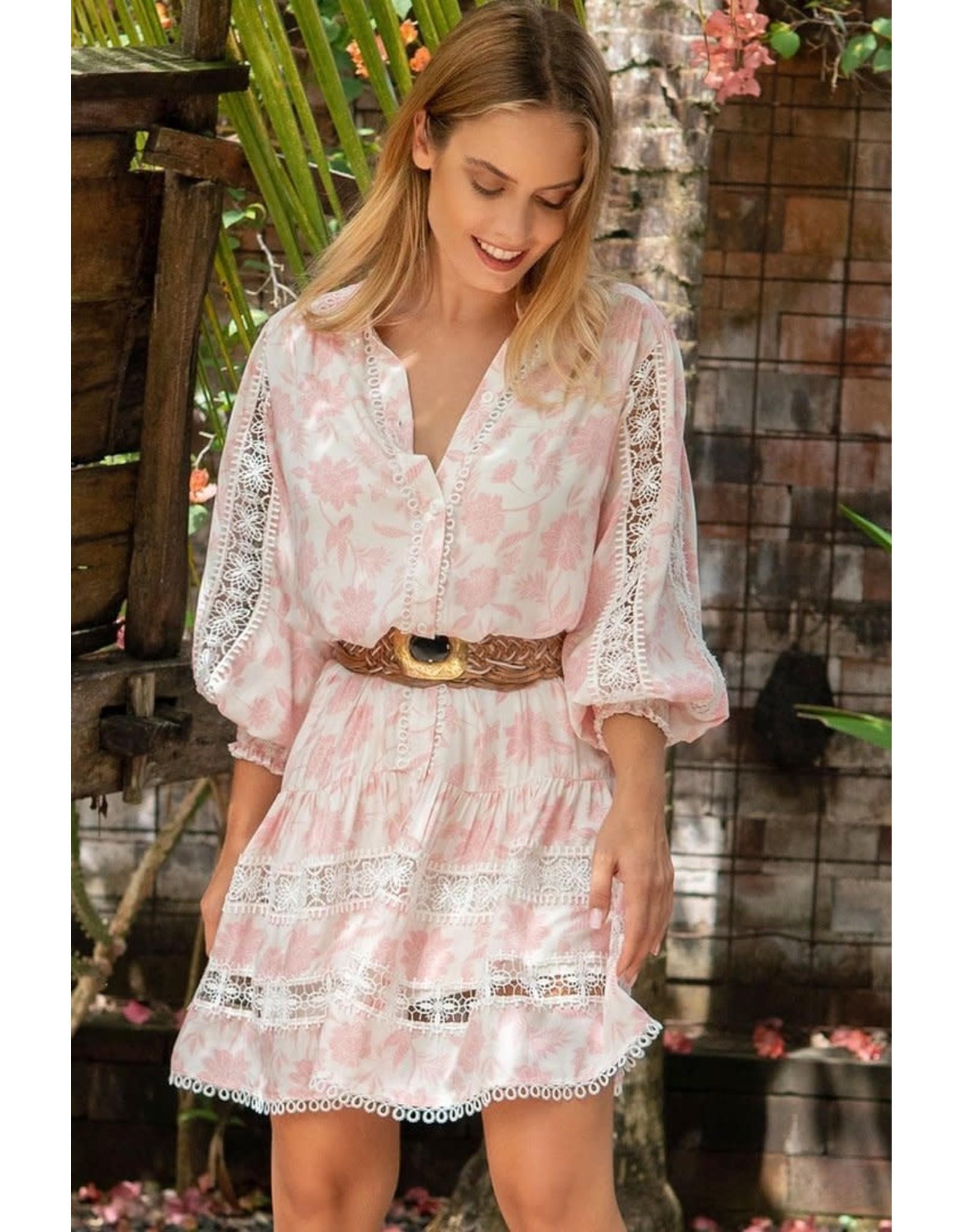 Miss June Studio Short Dress