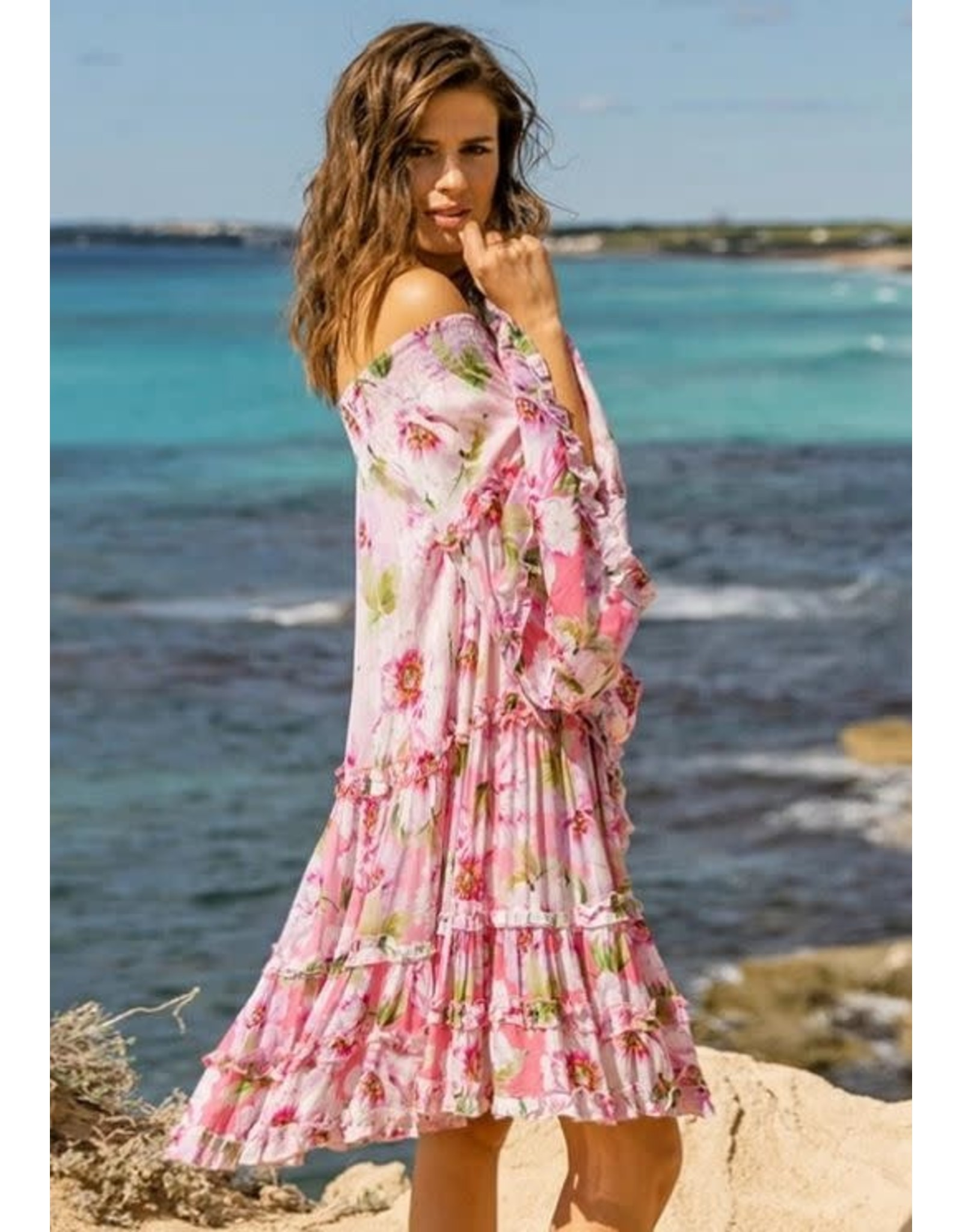 Miss June Fleur Short Dress