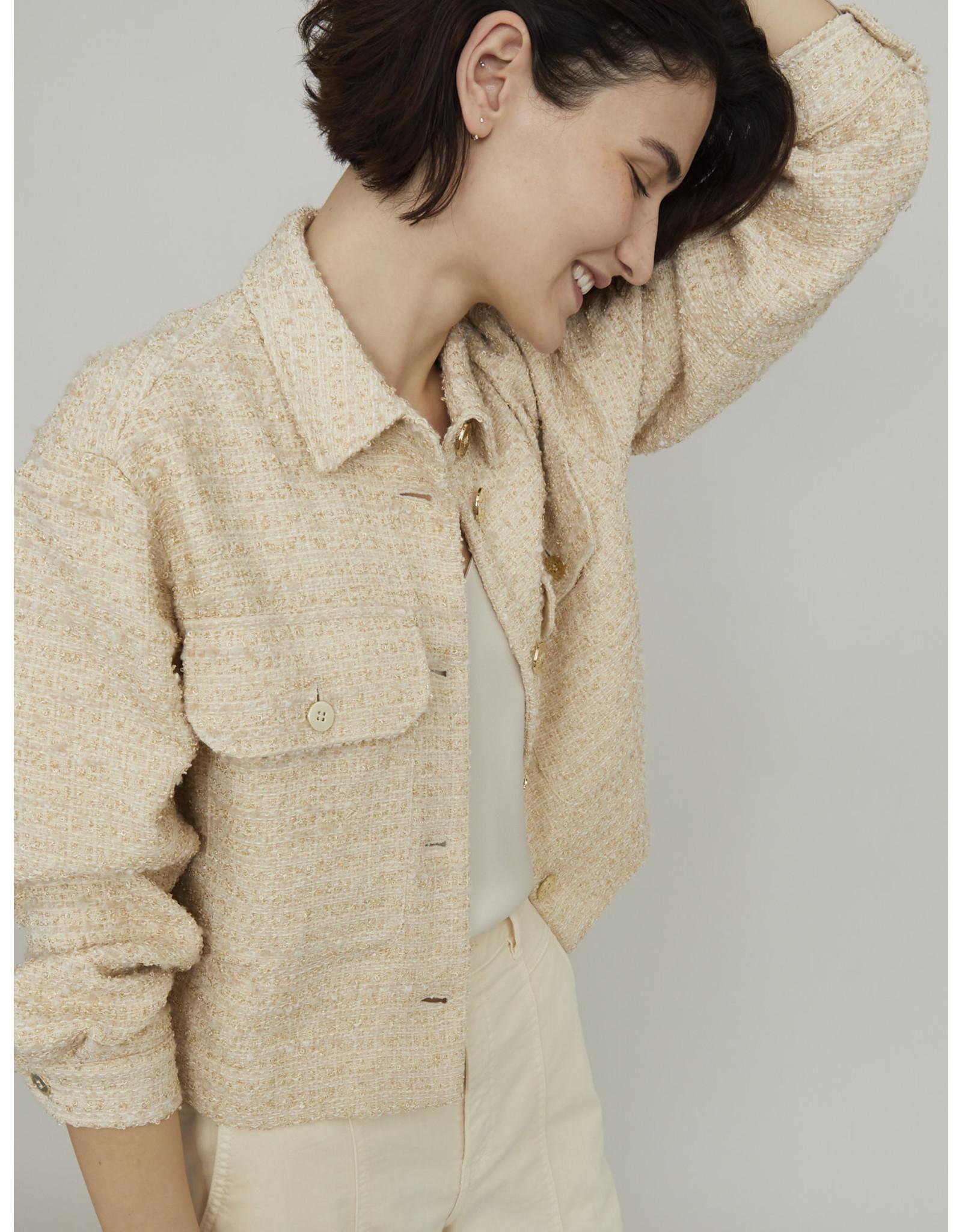 i Blues Nimbe Tweed Jacket