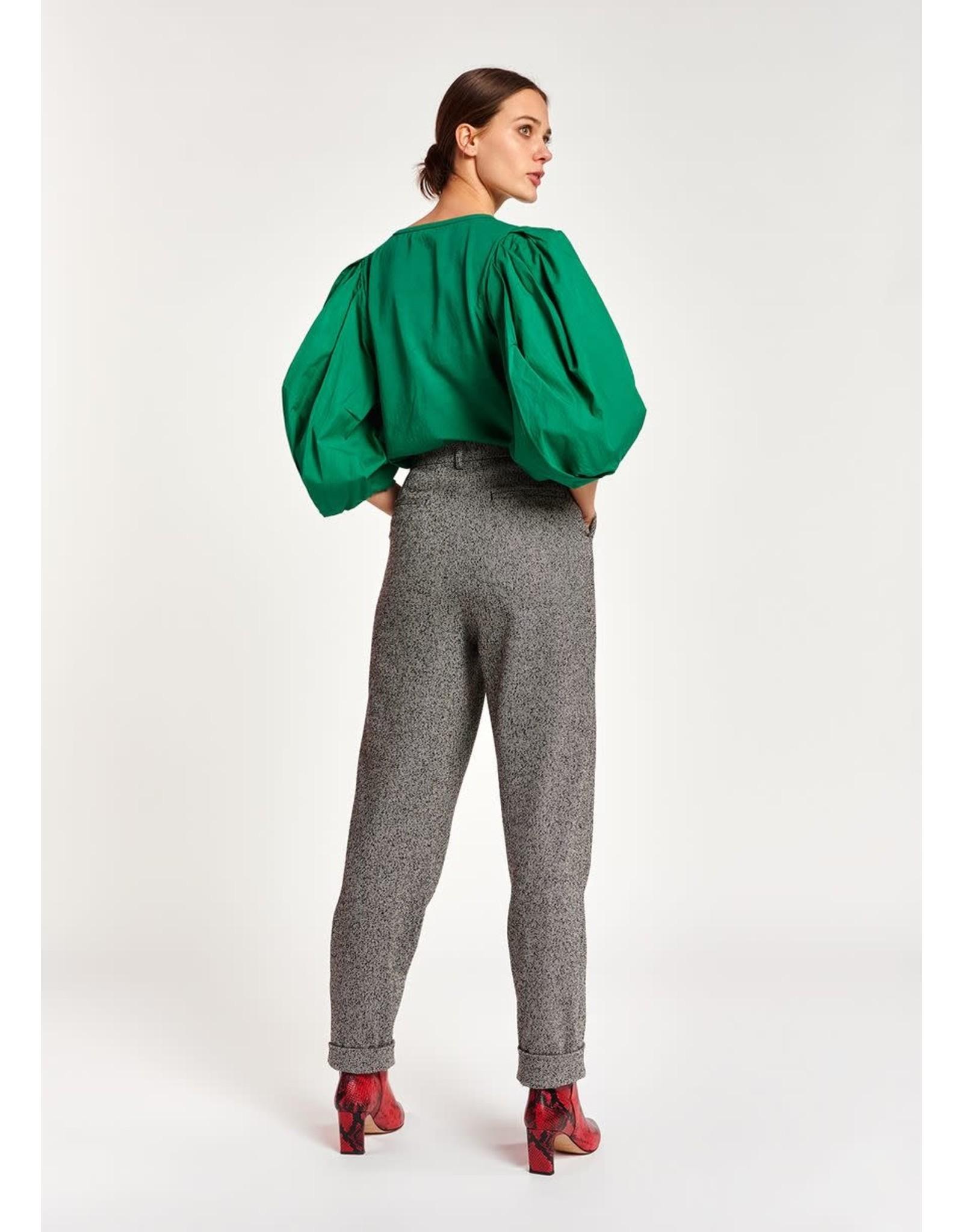 Essentiel Acorn Tweed Trouser
