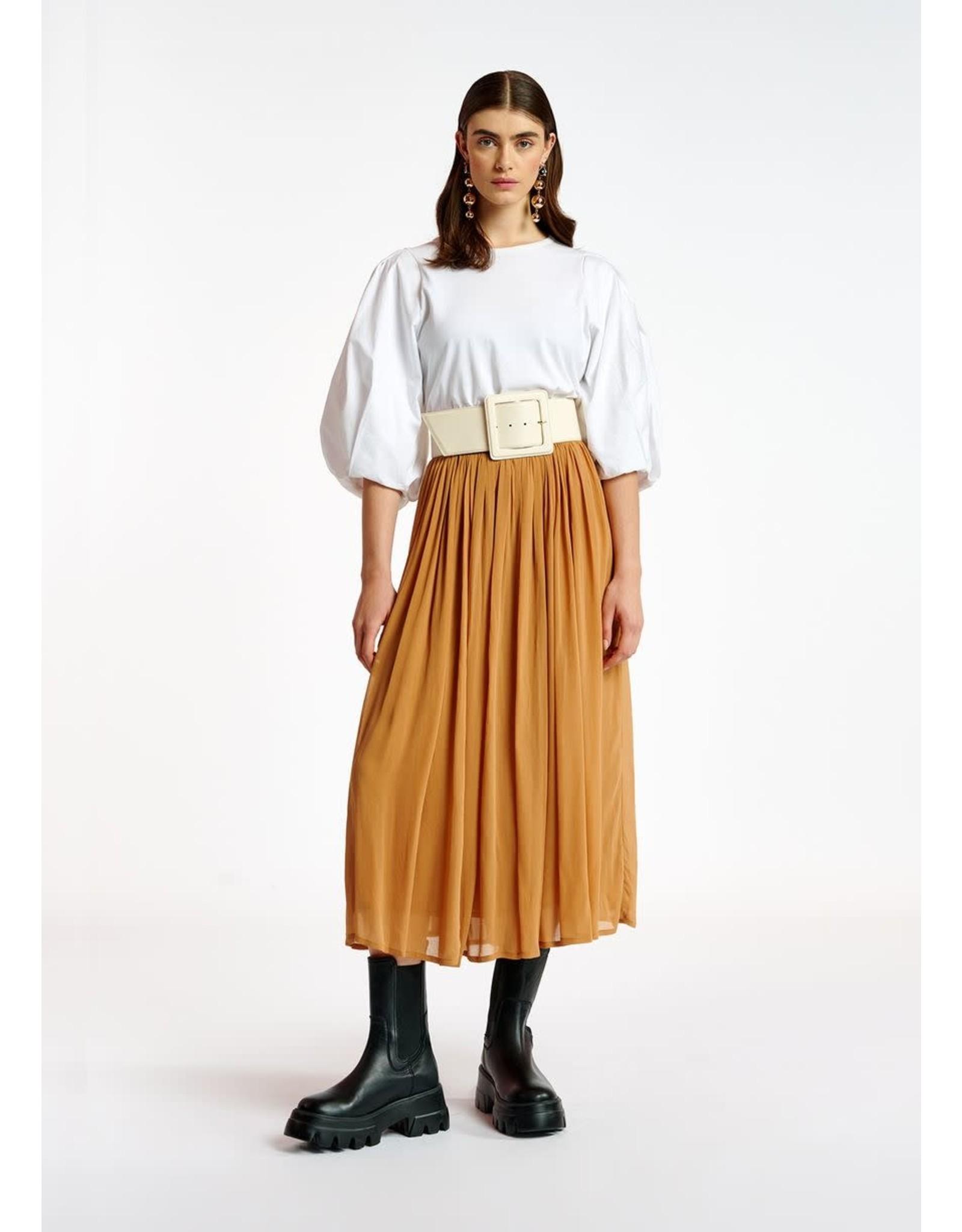 Essentiel Arden Chiffon Skirt