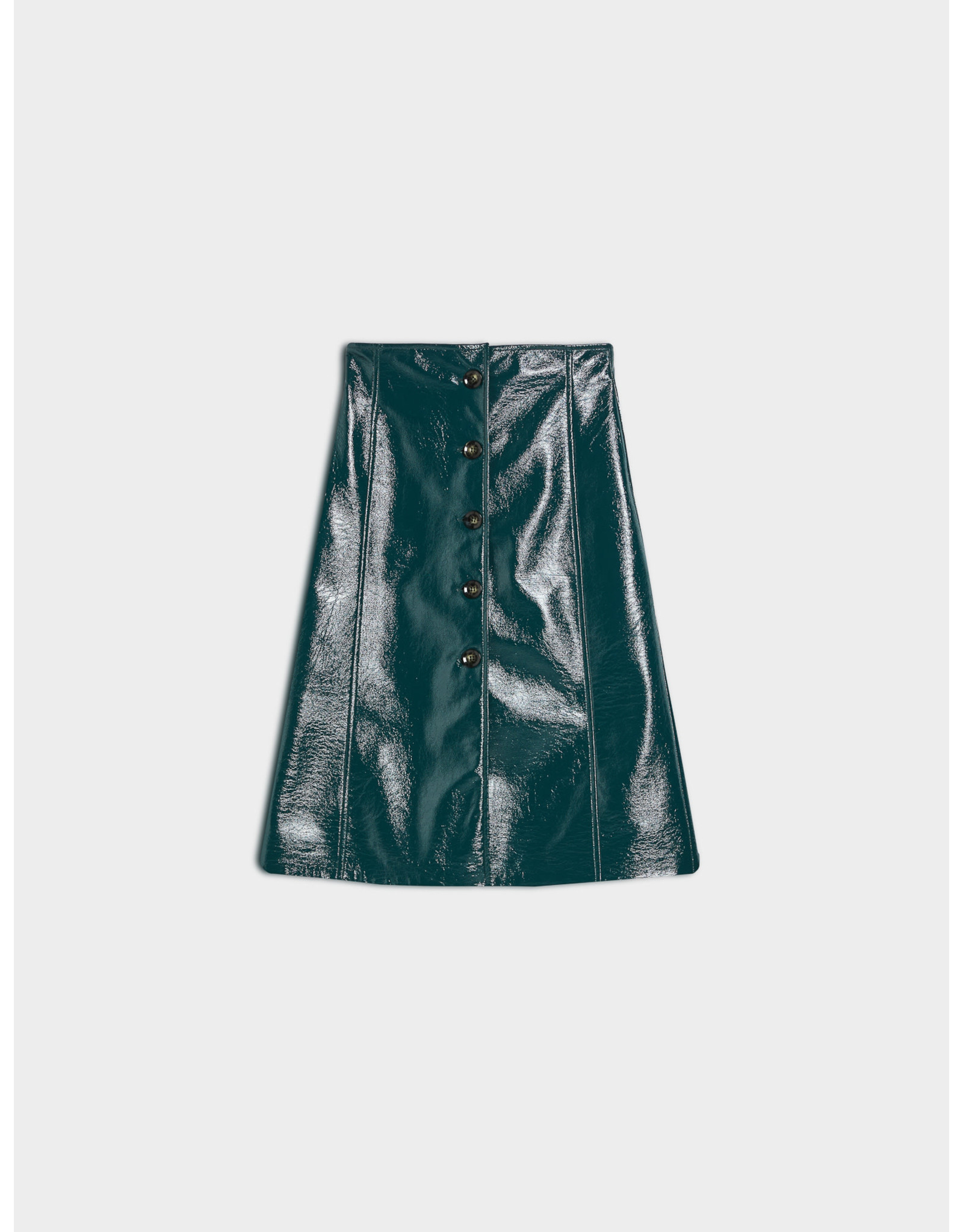 i Blues Otre PU Skirt