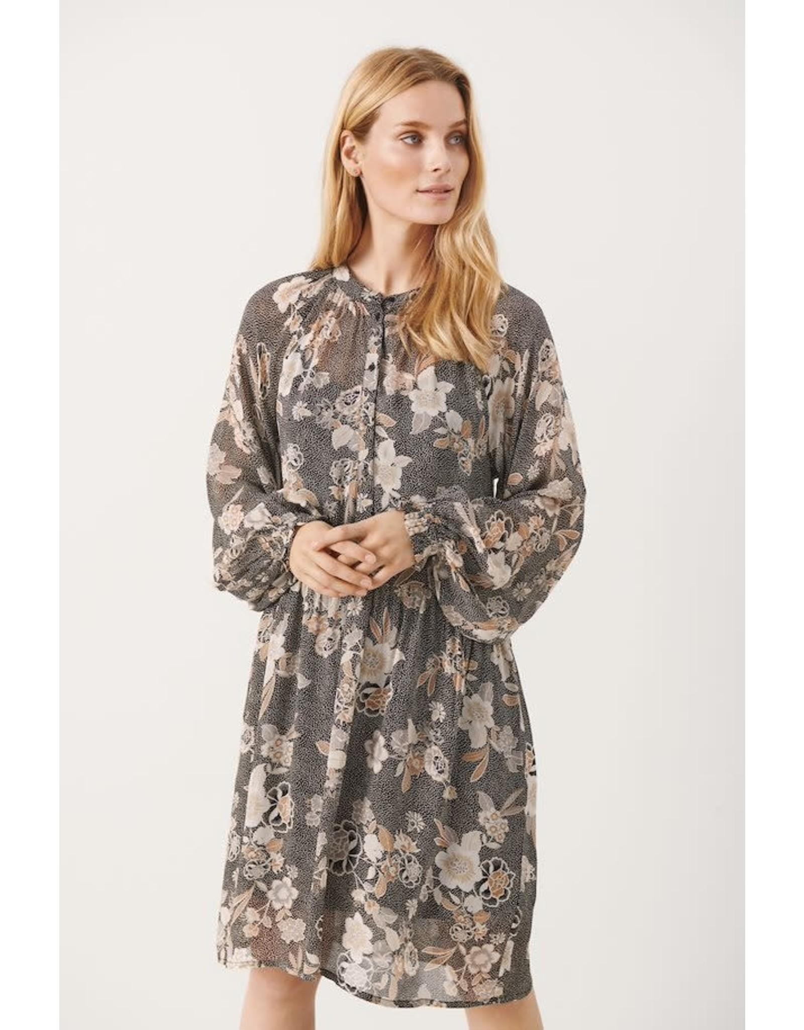 Part Two Katla Floral Dress