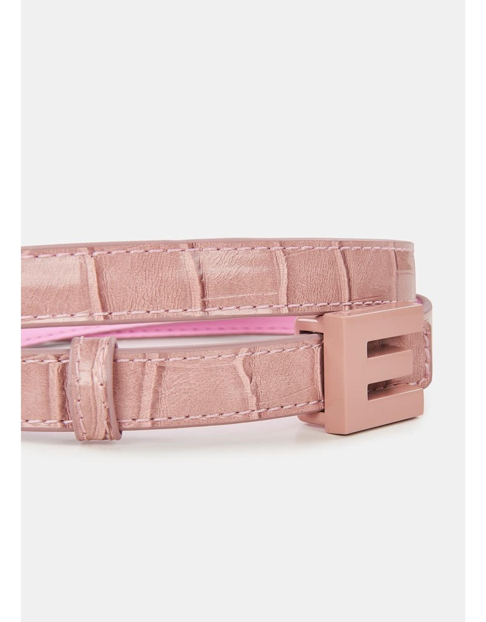 Essentiel Alligos Skinny Belt