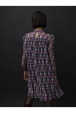 i Blues Sguscio Print Dress