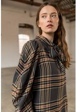 Sita Murt Brown Check Shirt