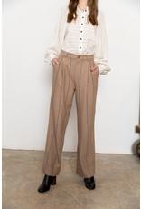 Sita Murt Pinstripe Wool Trouser