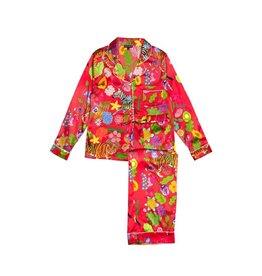 Karen Mabon Tiger Silk Pyjamas