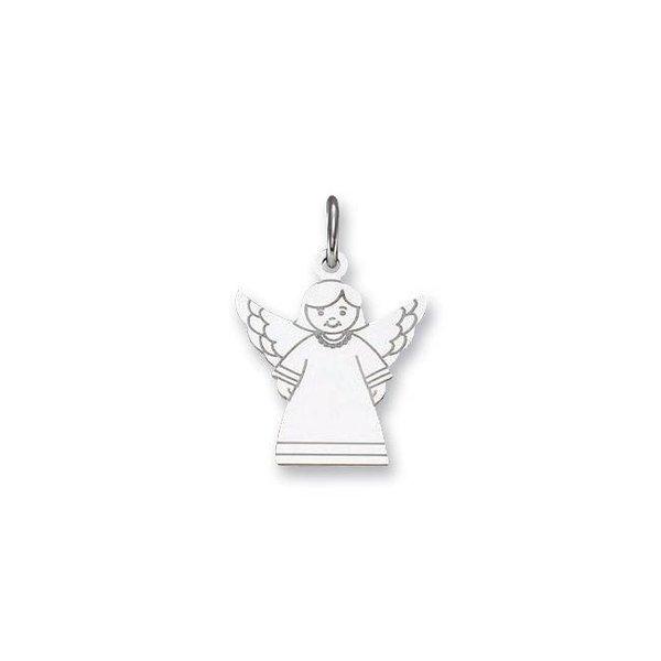 Zilveren bedel religious - 19x15mm
