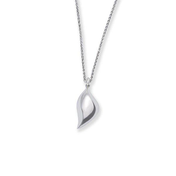 Zilveren hanger elegance