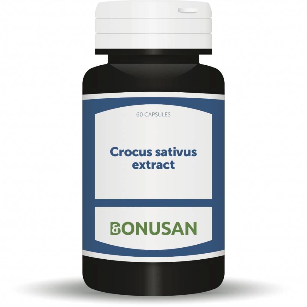Bonusan CROCUS SATIVUS EXTRACT