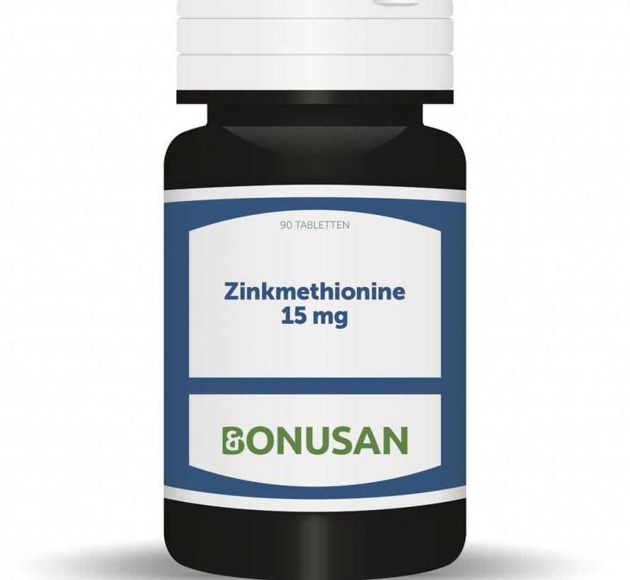 Bonusan Zinkmethionine 90 capsules